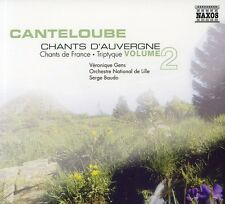 Canteloube,J. - Chants D Auvergne Vol. 2 (CD NEUF)