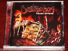 Destruction: Thrash Anthems CD 2007 Candlelight USA Records CDL327CD NEW