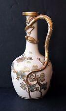 Vintage Japanese Signed Porcelain Vase Dragon