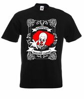 "Pennywise The Dancing Clown ""IT"" Stephen King Horror Movie T Shirt"