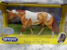 Breyer * Chance * 701735 Mid-States Pinto Zippo Pine Bar Traditional Model Horse