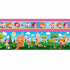 Lalaloopsy Cute as a Button By The yard Pink Decorative Stripe