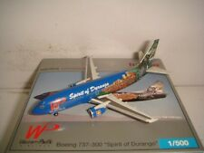 "Herpa Wings 500 Western Pacific B737-300 ""Spirit of Durango"" 1:500 NG CLUB MODEL"