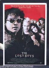 "The Lost Boys Movie Poster 2"" X 3"" Fridge Magnet. Corey Haim Keifer Sutherland"