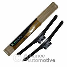 2 New Trico Force Beam Wiper Blades Sizes 20' 22'