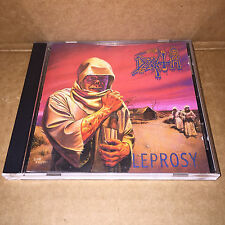 DEATH LEPROSY CD 1988 COMBAT/RELATIVITY GREAT CONDITION!