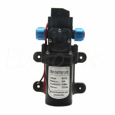 5.5L/Min DC 80W 12V 0142 Motor High Pressure Diaphragm Water Self Priming Pump
