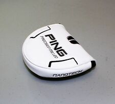 NEW PING Nome Nanotech Precision Milled Mallet Putter Headcover Head Cover