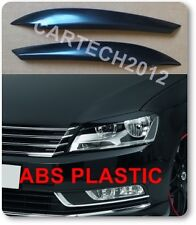 VW Passat B7 Eyebrows ABS Plastic Spoiler, tuning