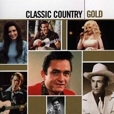 Classic Country Gold by Various Artists (CD, Jul-2005, 2 Discs, Hip-O)