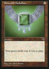 Emerald Medallion | NM | Tempest | Magic MTG