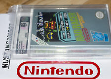 Nes Nintendo Rad Racer New Factory Sealed VGA 85 Silver Level