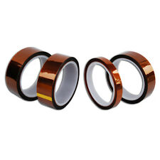 1 Roll 5mm*30m Gold High Heat Resistant Kapton Tape Polyimide