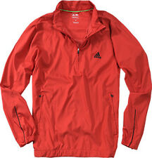 Adidas Climaproof Full Zip Jacket (M) Red X26100