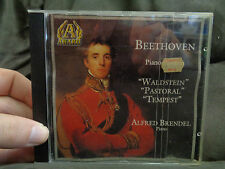 ALFRED BRENDEL plays BEETHOVEN tempest_used CD_ships from AUSTRALIA_A12