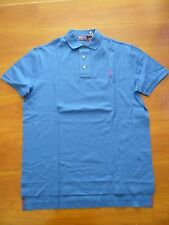 NWT $350 RALPH LAUREN PURPLE LABEL POLO SHIRT SZ L, MADE IN ITALY