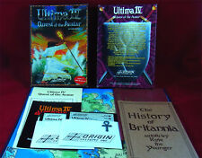 Apple 2: ultima 4 IV: quest of the Avatar-Origin 1985