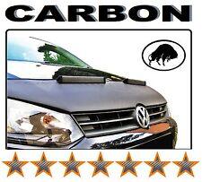 CARBON Car Bra Haubenbra Steinschlagschutz für VW Polo 5 Typ 6R Tuning & Styling