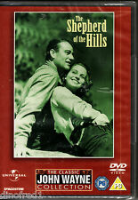 The Shepherd of the hills - John Wayne (DVD) NEW SEALED