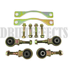 CIVIC INTEGRA CRX DEL SOL EG FRONT CAMBER CONTROL BUSHING/TOP REPLACEMENT KIT