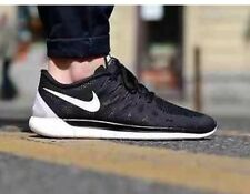 Nike Free 5.0 Mens Running Shoes Size Uk 8.5 Eur 43 100% Authentic (+ Socks)