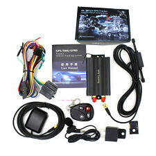 Generic GPS/SMS/GPRS Tracker TK103B Vehicle Tracking System With Remote Control