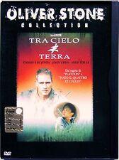 Dvd Tra Cielo e Terra - ed. Snapper di Oliver Stone 1993 Usato raro