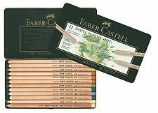 Faber-Castell ~ Pitt Pastel Pencil Set ~ 12 Pencils ~ #112112