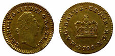 Great Britain Georges III 1/3 Guinea 1798 XF Gold Coin RRR