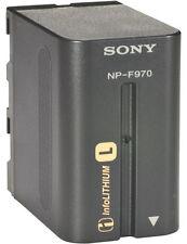 Genuine Sony np-f970 ORIGINALE BATTERIA f570 f770 hdr-ax2000e fx1000e mc1500c z5c