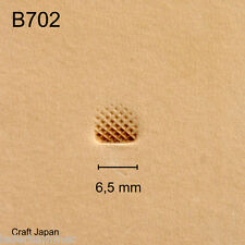 Punziereisen, Lederstempel, Punzierstempel, Leather Stamp, B702 - Craft Japan