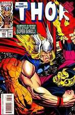 The MIGHTY THOR #465 ft. Zeus, Ares & Skrull 's US COMIC 1993 VF/NM Stan Lee