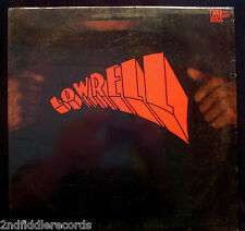 LOWRELL-Fully Sealed Album-AVI Label #6070-Funk-Boogie-Modern Soul-No Bar Code