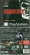 JEU PS1 - RESIDENT EVIL 2 ( 2 DISC ) / PLAYSTATION 1. 2, 3 ou 4 / EN FRANCAIS