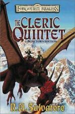 The Cleric Quintet Collector's Edition [Forgotten Realms] Salvatore, R.A., Salv