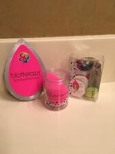 Beautyblender Set of 3 with Original Blender, Mini & Blotterazzi! All New!!