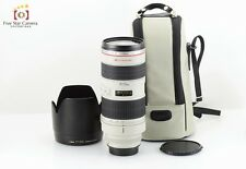Near Mint!! Canon EF 70-200mm f/2.8 L USM for EOS Series from Japan