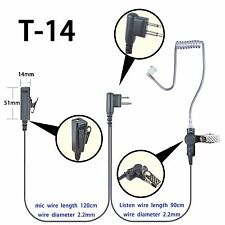 Surveillance Kit/Noise Kit Earphone Headset Earpiece for Motorola Portable Radio