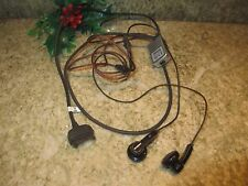 Genuine Nokia HS-23 / HS23 Silver/Black In-Ear Stereo Headsets Nokia Handsfree