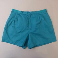 "FILA 34"" 1980s 80s Casuals Vtg Cotton Tennis Sprinter Running Ibiza Shorts F1440"
