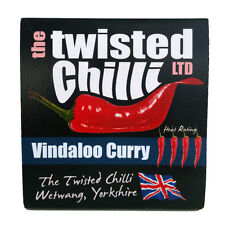 Curry Powder - Vindaloo Curry - Twisted Chilli - Hot