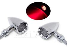 Motorcycle LED Brake Running Turn Signal Tail Lights for Harley Dyna / Softail