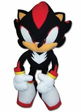"New Authentic GE-8915 20"" Big Shadow Sonic The Hedgehog Animation Stuffed Plush"