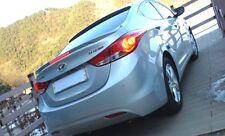 Brake Light Rear LED Lip Spoiler for Hyundai Elantra 2011-2016