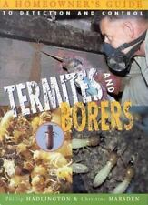 Termites and Borers: A Homeowner's Guide-ExLibrary