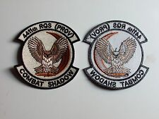 b8400 Gulf War US Air Force 4411th RQS PROV Combat Shadow Flying HC 130s