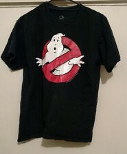 Ghostbusters Columbia Pictures Industries Inc. Black T-shirt Size M