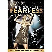 Taylor Swift - Journey To Fearless New DVD