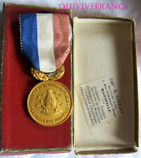 DEC3866 - MEDAILLE SECOURS MUTUELS LA PROVENCE NOUVELLE 1887  FRENCH MEDAL ORDER