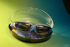 Swimming Goggles Myopia Anti Fog UV protective -1.50 to -8.00 black